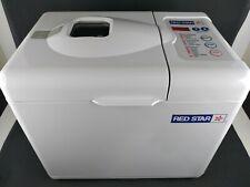 Red Star Bread Machine BM-735 Breadmaker Maker TESTED/WORKS GREAT!