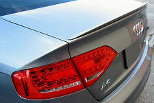 Audi A4 S4 B8 2007-2015 Sport S line Boot Spoiler Wing UK Seller Fast Delivery