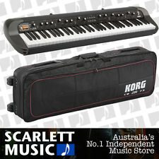 Korg SV-1 73 Key Black Digital Stage Piano w/Matching CB-SV1 Carry Bag - **NEW**
