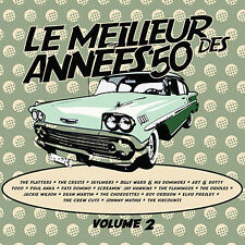 CD Le Meilleur Best des of Annees 50's Vol 2 by Various Artists 2009 NEW SEALED