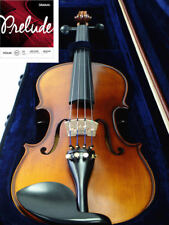 Prelude Strings - 4/4 Antique violin-Ebony Accessories-Shoulder Rest-Case-Bow
