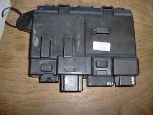 1999 FORD WINDSTAR POWER SLIDER MULTIFUNCTION BOX RIGHT PASSENGER 16634984 OEM