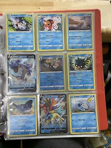 Plasma Blast Binder Collection Set - (Near Complete) Pokemon Cards TCG