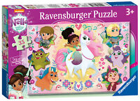 08671 Ravensburger Nella the Princess Knight Jigsaw Puzzle 35pc Childrens Age 3+
