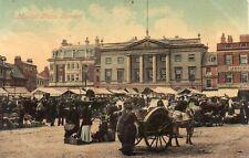Market Place - NEWARK - Notts - 1907 Original Postcard (86P)