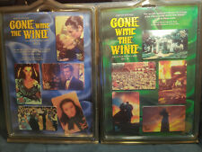 RARE 1996 Gone With The Wind Movie LTD. Edition Phone Cards NEW SEALED Set 1 & 2