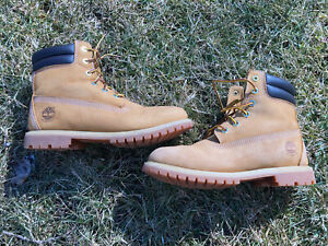 Timberland Work Boots Women's Size 9M