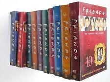 Friends: Complete Series Seasons 1-10 Season 1 2 3 4 5 6 7 8 9 10 (DVD) VG (Q)