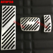 For Audi A4L A5 A6L A7 A8L Q5 Q7 Foot Pedal Pad Cover Rest Gas Brake Pedals Kits