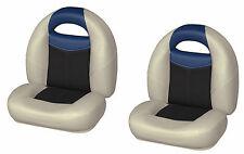 Bass Boat Seat/Bass Boat Bench Seat/Bass Seats - Pair Bass Boat Bucket Seats