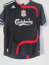 Liverpool 2006-2007 Away Football Shirt Size Small /41286