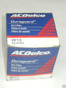 Vintage NOS AC Delco Oil Filter PF13 for MG MGB VW Triumph Renault Toyota Others