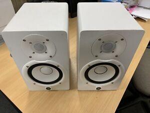 Yamaha HS5 Active Studio Monitor Speakers White - Ex-Display