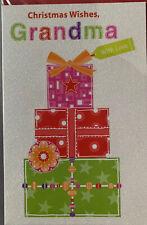 Grandma Christmas Card