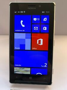 Nokia Lumia 925 - 16GB - Silver Grey (Unlocked) Smartphone Mobile
