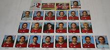 FIGURINE CALCIATORI PANINI 2005-06 SQUADRA REGGINA CALCIO FOOTBALL ALBUM