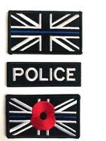 Metropolitan Police Logo  patch