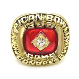 Ring of American Bowling Congress 300 Game ABC Ring - All Sizes