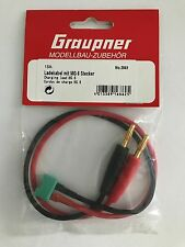 +++ Graupner Ladekabel MG 6 3049