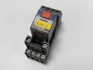 Schrack PT78704 12A 300VAC + PT570024 6A 250V