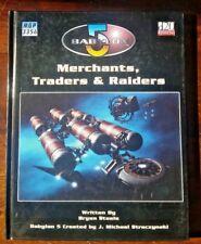 Merchants, Traders, & Raiders (Babylon 5 d20, Mongoose)