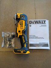 DeWalt 20-Volt MAX Cordless Brushless Oscillating Tool (Tool Only)