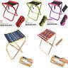 Portable Lightweight Folding Seat Fishing Camping Hiking Picnic Outdoor Stool