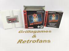 "Nintendo Gameboy Advance Spiel "" Metroid "" GBA   Ovp   Nes Classics"