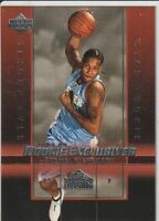 Carmelo Anthony 2003-04 Upper Deck Rookie Exclusives #3 Rookie Card (C)