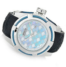 Invicta Reserve Men's 52mm Bolt Zeus Swiss Made Automatic Silicone Strap Watch