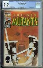 New Mutants #26 CGC 9.2 1st Full App Legion