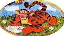 "Tigger Latch Hook Kit - Disney's Winnie The Pooh - 28"" x 18"""