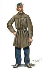 Maritato Civil War Soldier Uniform Print General Simon Bolivar Buckner -  SIGNED