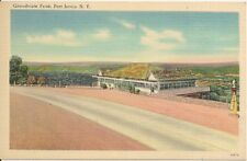 Grandview Peak Port Jervis NY Postcard