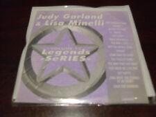 LEGENDS KARAOKE CD+G VOL 015 JUDY GARLAND & LIZA MINELLI NEW