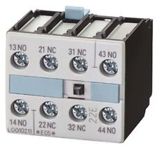 Siemens 3RH Range Auxiliary Contact Block 11E 1NC 4-Pole - 3RH1911-1HA01