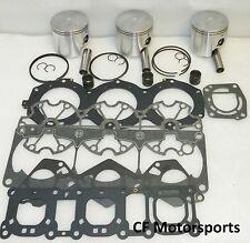 Yamaha 1200 WSM Piston Top End Rebuild Kit Exciter LS AR LX 135 270 2000 210