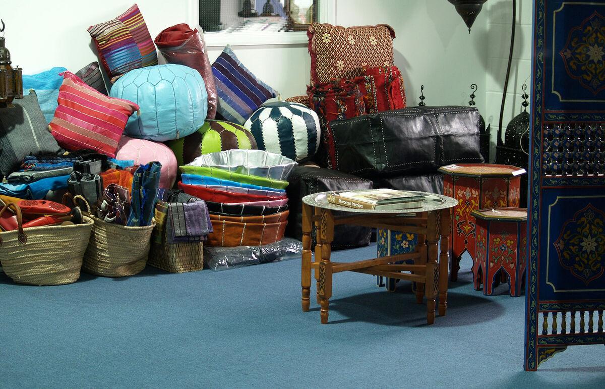 Moroccan Decor Home Furnishings