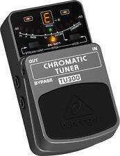 BEHRINGER TU300 Accordatore a pedale per Strumenti / Chitarra /  Basso Chromatic