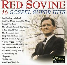 Red Sovine - 16 Gospel Super Hits [New CD]