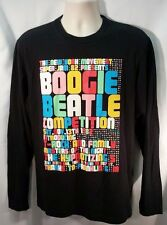RARE FRANKLIN & MARSHALL BOOGIE BEATTLE T SHIRT MENS SIZE XL EUC