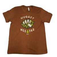Troegs Nugget Nectar Rust T-Shirt Large L