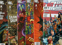 Justice League of America #1,2,3,4,5,6 2006 Michael Turner Art! Batman, Superman