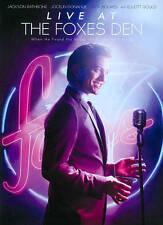 LIVE AT THE FOXES DEN - JACKSON RATHBONE   2014 MUSIC HUMAN DRAMA DVD