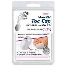 PediFix Visco-Gel Toe Cap, Large 1 ea