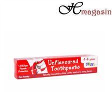 OraNurse 4+yrs Unflavoured Toothpaste 1 tube X 50ml