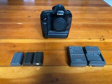 Canon 5D CLASSIC w/ Battery Pack and Batteries Canon EOS 5D 12.8MP Digital SLR C