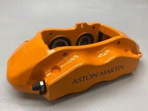 GENUINE ASTON MARTIN VANTAGE DB9 ORANGE BREMBO 4 POT BRAKE CALIPER AUDI RS