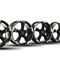 Audi A3 S3 RS3 8V Felgen 8,0J x 20 ET 39 Rotor Alufelgen 80A601025AQ NEU