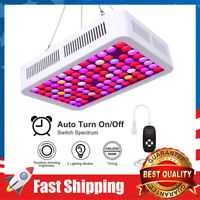 600W LED Grow Light Full Spectrum Plant Grow Lamp for Grow Tent Greenhouse